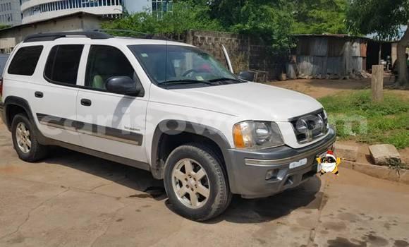 Acheter Occasion Voiture Isuzu Ascender Blanc à Cotonou, Benin