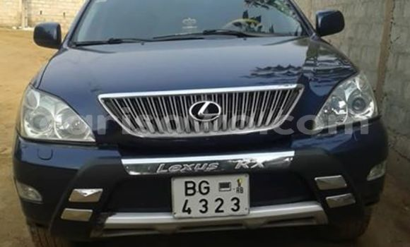 Acheter Occasion Voiture Lexus RX 350 Bleu à Abomey Calavi, Benin