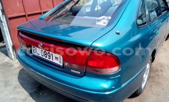 Acheter Occasion Voiture Mazda Mazda 626 Bleu à Cotonou, Benin