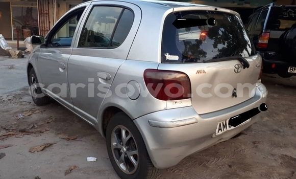 Buy Used Toyota Yaris Silver Car in Cotonou in Benign