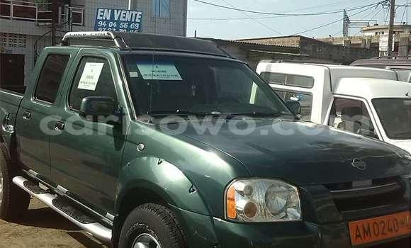 Acheter Occasion Voiture Nissan Frontier Vert à Cotonou au Benin