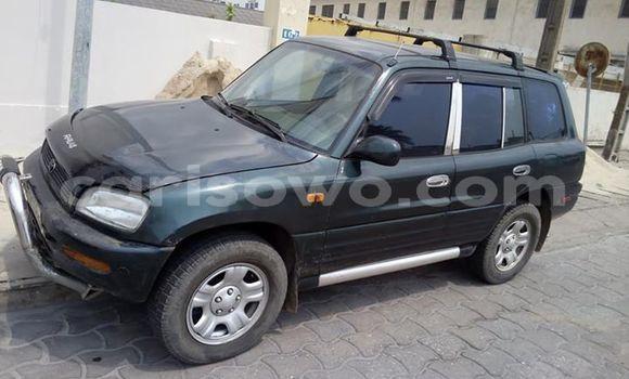 Acheter Occasion Voiture Toyota RAV4 Noir à Cotonou, Benin