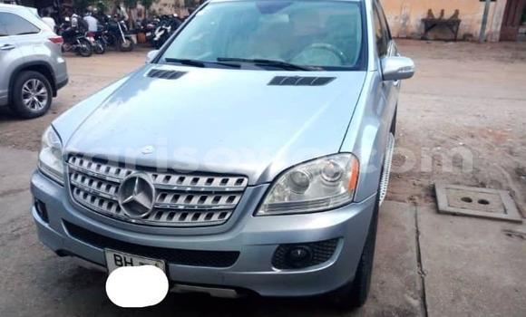 Acheter Occasion Voiture Mercedes‒Benz ML–Class Gris à Cotonou, Benin