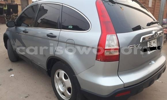 Acheter Occasion Voiture Honda CR–V Gris à Cotonou, Benin