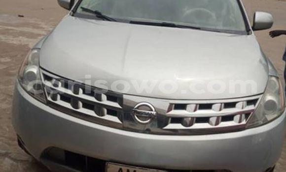 Acheter Occasion Voiture Nissan Murano Gris à Cotonou, Benin