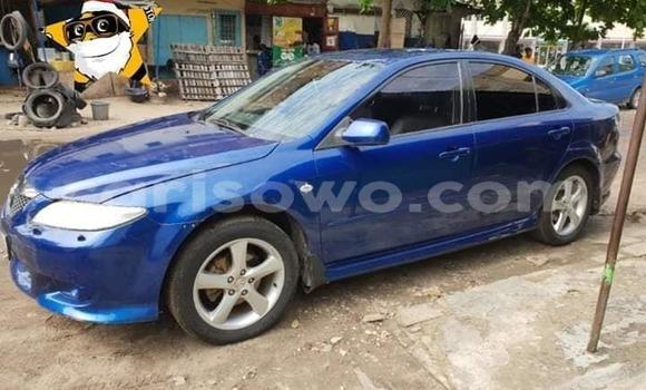 Acheter Occasion Voiture Mazda Mazda 6 Marron à Cotonou, Benin