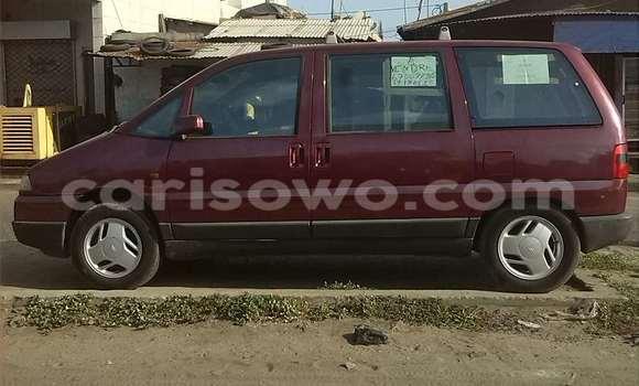 Acheter Occasion Voiture Citroen 2CV Rouge à Cotonou au Benin