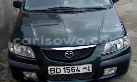Acheter Occasion Voiture Mazda Premacy Vert à Cotonou, Benin