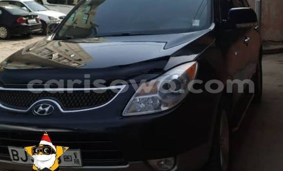 Acheter Occasion Voiture Hyundai Veracruz Noir à Porto Novo, Benin