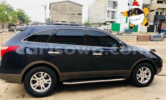 Acheter Occasion Voiture Hyundai Veracruz Bleu à Porto Novo, Benin