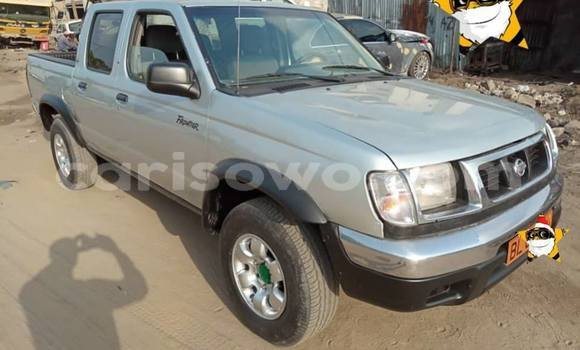 Acheter Occasion Voiture Nissan Frontier Gris à Porto Novo, Benin