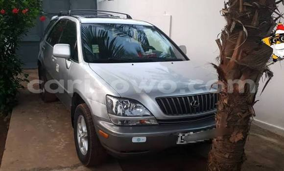 Acheter Occasion Voiture Lexus RX 300 Gris à Porto Novo, Benin
