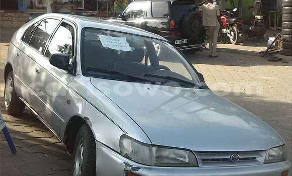 Acheter Occasions Voiture Toyota Corolla Gris à Cotonou au Benin