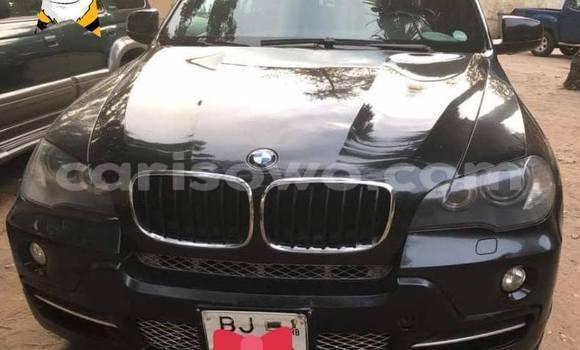 Acheter Occasion Voiture BMW X5 Noir à Porto Novo, Benin