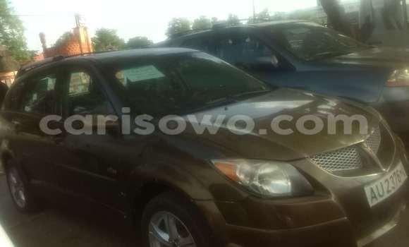 Acheter Occasion Voiture Pontiac Vibe Marron à Cotonou au Benin