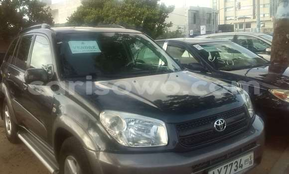 Acheter Occasion Voiture Toyota RAV4 Vert à Cotonou, Benin