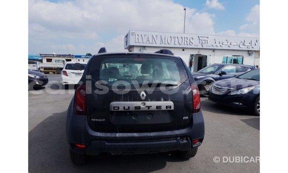 Acheter Importé Voiture Renault Duster Noir à Import - Dubai, Benin