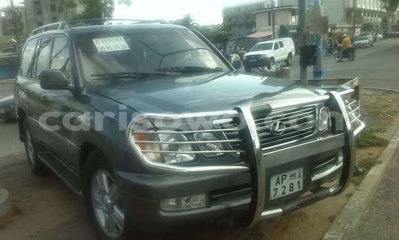 Acheter Occasion Voiture Lexus LX 450 Marron à Cotonou, Benin