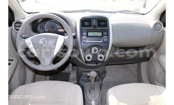 Acheter Importé Voiture Nissan Sunny Blanc à Import - Dubai, Benin