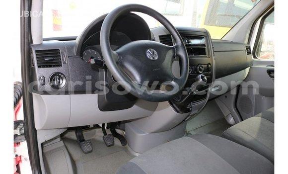 Acheter Importé Utilitaire Volkswagen TRUCK Rouge à Import - Dubai, Benin