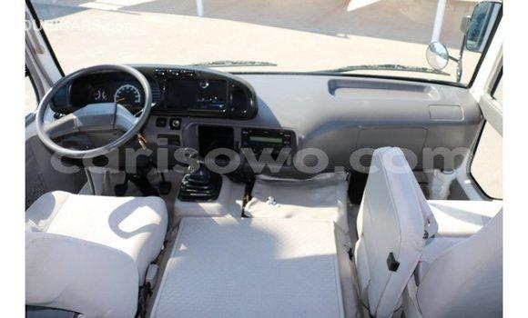 Acheter Importé Utilitaire Toyota Coaster Blanc à Import - Dubai, Benin