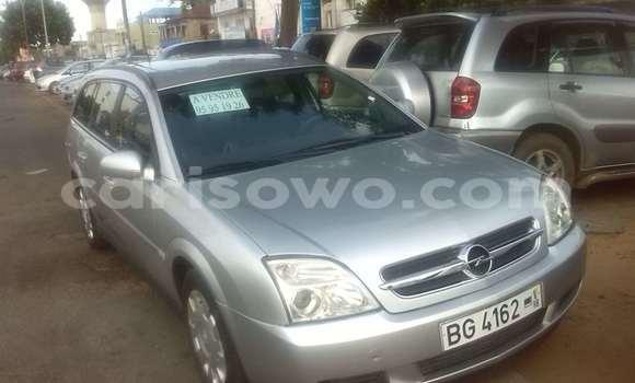 Acheter Occasion Voiture Opel Vectra Gris à Cotonou, Benin