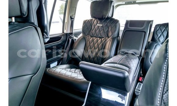 Acheter Importé Voiture Lexus LX Autre à Import - Dubai, Benin