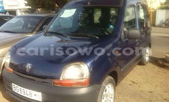 Acheter Occasion Voiture Renault Kangoo Bleu à Cotonou au Benin