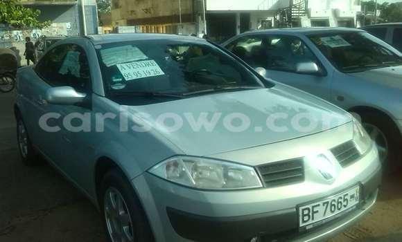 Acheter Occasions Voiture Renault Megane Gris à Cotonou au Benin