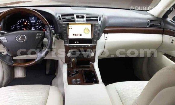 Acheter Importé Voiture Lexus LS Autre à Import - Dubai, Benin