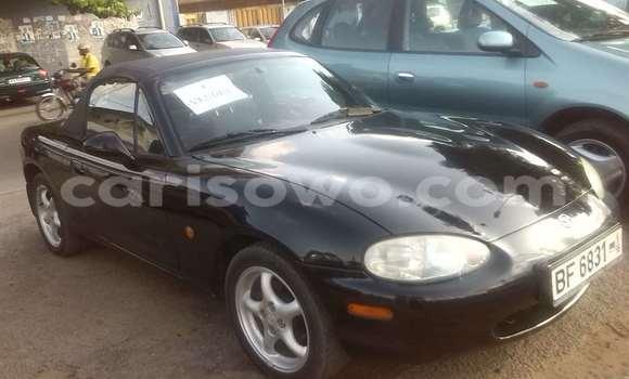 Acheter Occasion Voiture Mazda RX–8 Noir à Cotonou, Benin