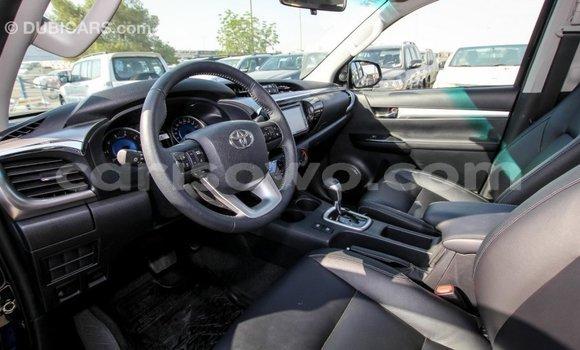 Acheter Importé Voiture Toyota Hilux Noir à Import - Dubai, Benin