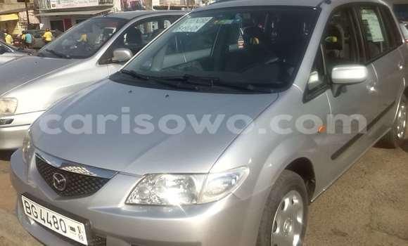 Acheter Occasions Voiture Mazda Premacy Gris à Cotonou au Benin