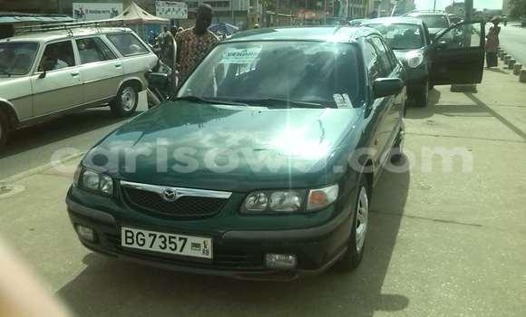 Acheter Occasion Voiture Mazda 323 Vert à Cotonou, Benin