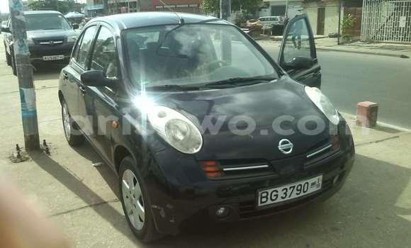 Acheter Occasion Voiture Nissan Micra Noir à Cotonou, Benin