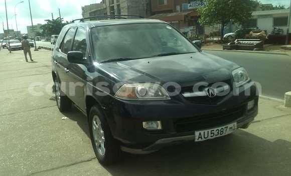 Acheter Occasions Voiture Acura MDX Noir à Cotonou au Benin