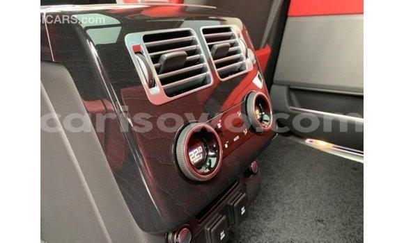 Acheter Importé Voiture Land Rover Range Rover Noir à Import - Dubai, Benin