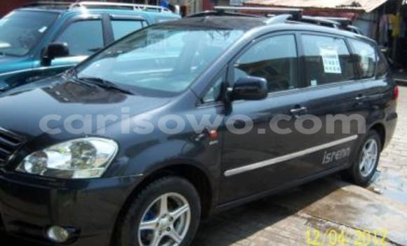 Acheter Occasion Voiture Toyota Avensis Noir à Cotonou au Benin