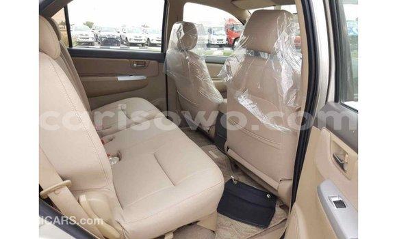 Acheter Importé Voiture Toyota Fortuner Autre à Import - Dubai, Benin