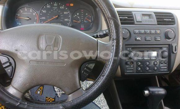 Acheter Occasion Voiture Honda Accord Noir à Parakou au Benin