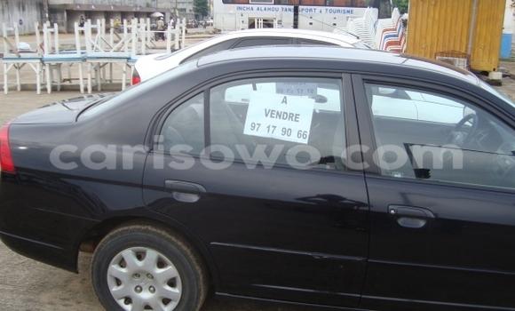 Acheter Occasion Voiture Honda Civic Noir à Cotonou, Benin