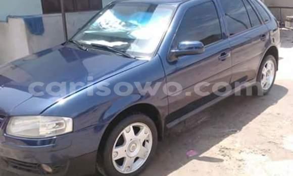 Acheter Occasion Voiture Volkswagen Golf Bleu à Kandi au Benin