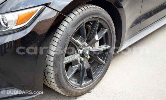 Acheter Importé Voiture Ford Mustang Noir à Import - Dubai, Benin