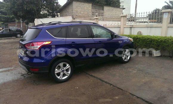 Acheter Occasions Voiture Ford Focus Bleu à Cotonou au Benin