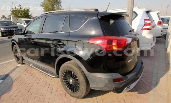 Acheter Importé Voiture Toyota RAV4 Noir à Import - Dubai, Benin