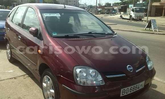 Acheter Occasion Voiture Nissan Almera Rouge à Cotonou, Benin