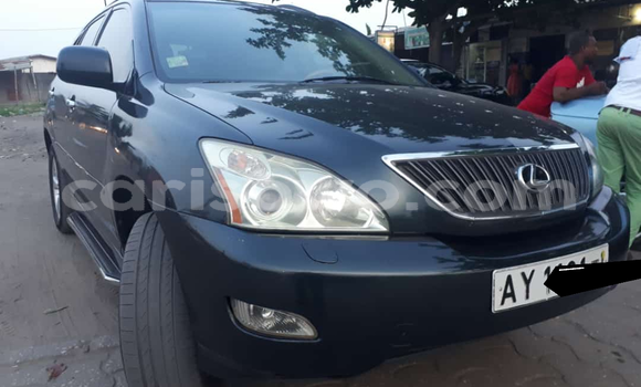 Acheter Occasion Voiture Lexus RX 330 Noir à Cotonou, Benin