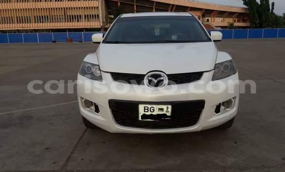 Acheter Occasion Voiture Mazda CX–7 Blanc à Cotonou, Benin