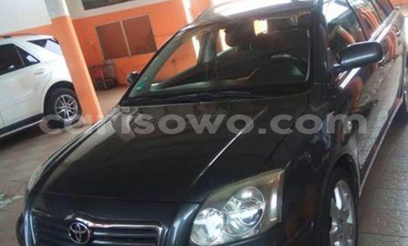 Acheter Occasion Voiture Toyota Avensis Noir à Abomey Calavi, Benin