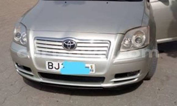 Acheter Occasion Voiture Toyota Avensis Gris à Abomey Calavi, Benin